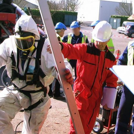 Travail en Atmosphère Explosives (ATEX)