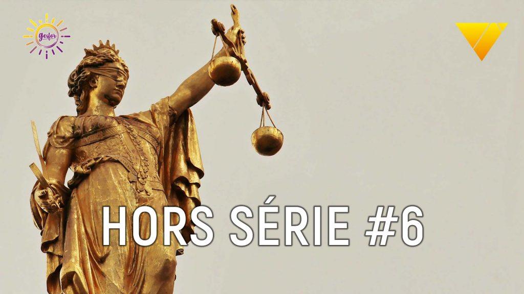 couverture du dossier hors serie numero 6 de 2020 sur les procès et verdicts d'accident mortel de travail en espace confiné (catec)