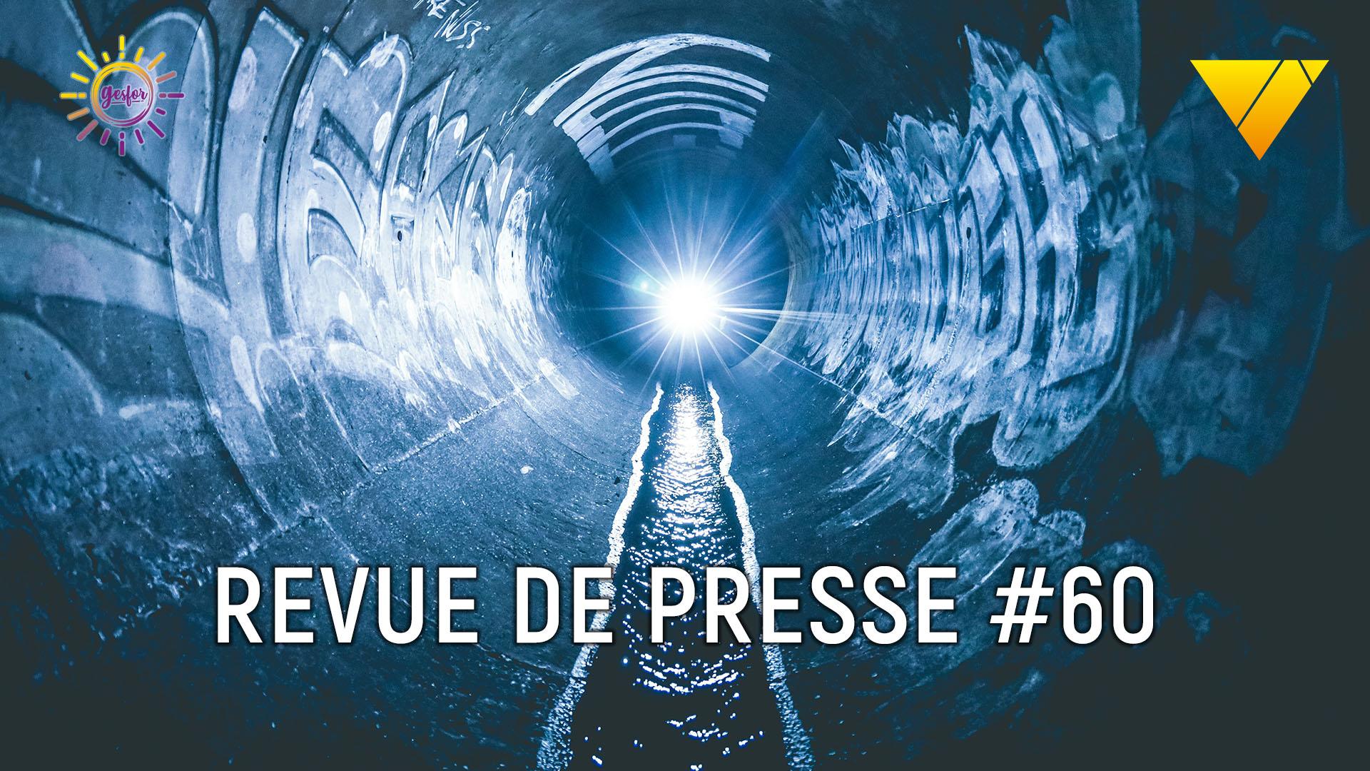 revue de presse 60 deux mort en espace confinés en suisse et l'actu accidentologie du travail de la semaine